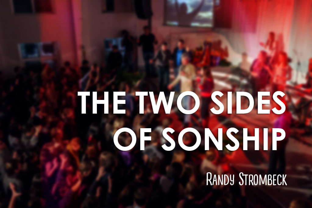 The Two Sides of Sonship