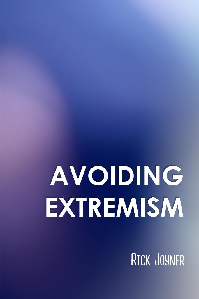Avoiding Extremism