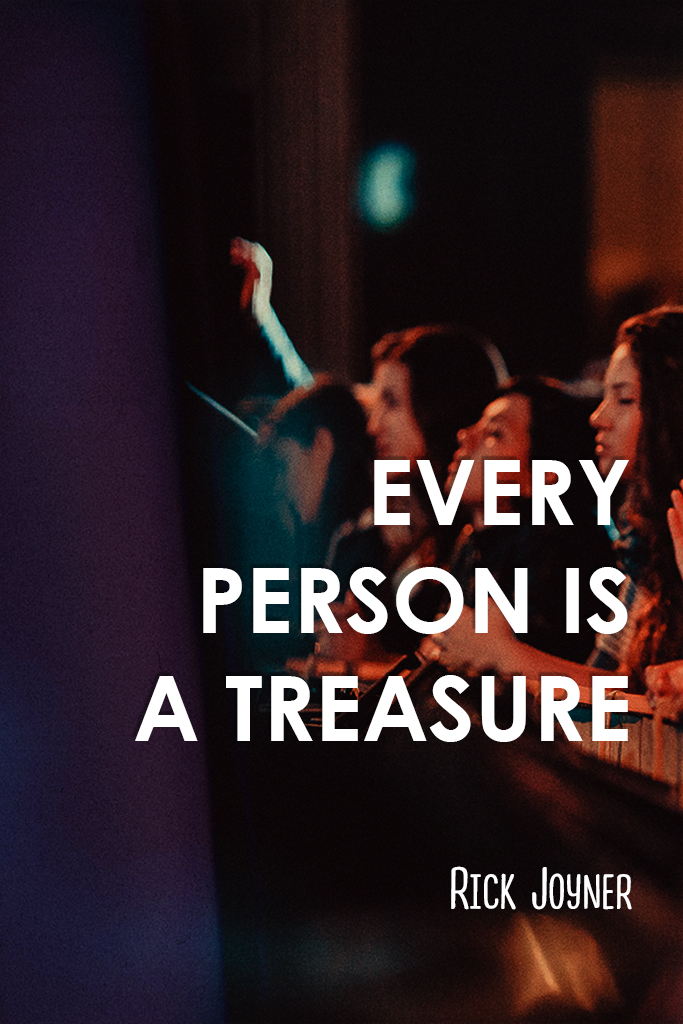 Every Person is a Treasure