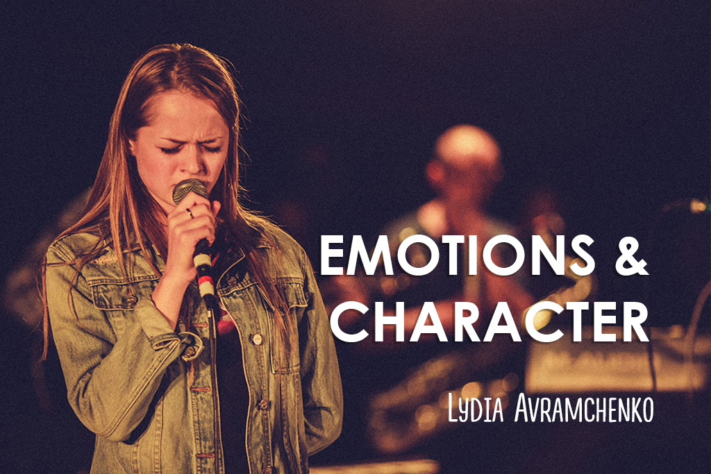 Emotions and Character
